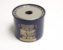 Diesel fuel filter